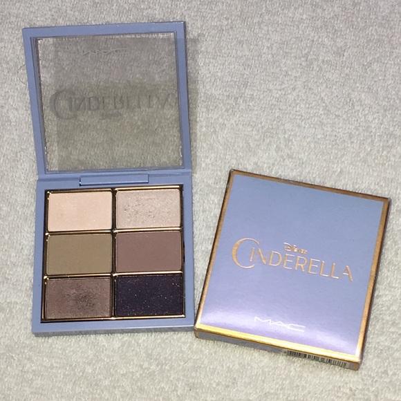 Mac Cosmetics Makeup Mac Cinderella Stroke Of Midnight Eyeshadow